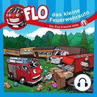 Ein Zug braucht Hilfe - Flo, das kleine Feuerwehrauto (13)