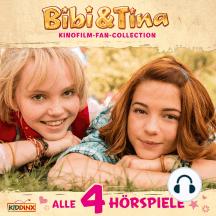 Bibi & Tina: Die Kinofilm-Fanbox (alle Kinofilm-Hörspiele in einem Bundle)