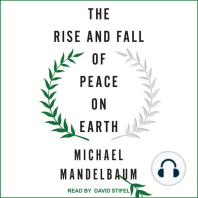 The Rise and Fall of Peace on Earth