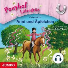 Ponyhof Liliengrün 12 - Anni und Äpfelchen