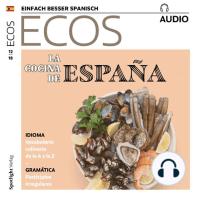 Spanisch lernen Audio - Die spanische Küche