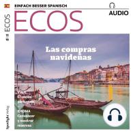 Spanisch lernen Audio - Portugal, Weihnachtseinkäufe