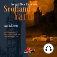 Die größten Fälle von Scotland Yard, Folge 21
