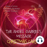 The Angel Gabriel's Message Christmas Carol