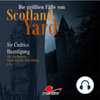 Die größten Fälle von Scotland Yard, Folge 13