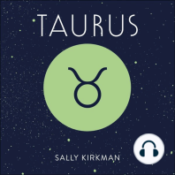 Taurus: The Art of Living Well and Finding Happiness According to Your Star Sign