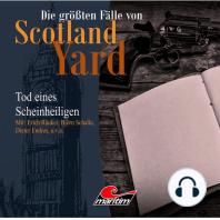 Die größten Fälle von Scotland Yard, Folge 15