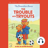 The Berenstain Bears The Trouble with Tryouts