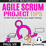 Agile Scrum Project Tips