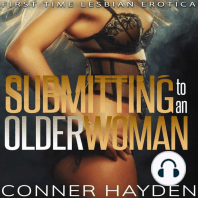 Submitting to an Older Woman