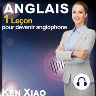 Anglais: 1 Leçon pour devenir anglophone