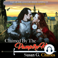 Claimed by the Vampire King - Complete