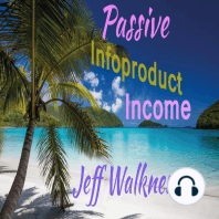 Passive Infoproduct Income