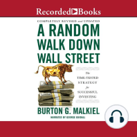 A Random Walk Down Wall Street, 12th Edition