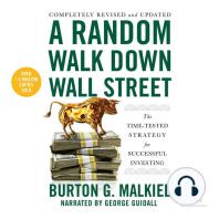A Random Walk Down Wall Street, 12th Edition