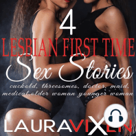 4 Lesbian First Time Sex Stories