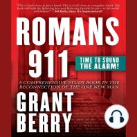 Romans 911 - Time To Sound The Alarm!