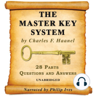 The Master Key System: 28 Parts, Questions and Answers