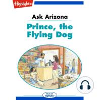 Prince the Flying Dog