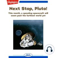 Next Stop, Pluto!
