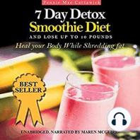 7 Day Detox Smoothie Diet