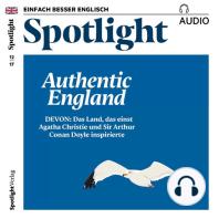Englisch lernen Audio - Das echte England