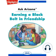 Earning a Black Belt in Friendship