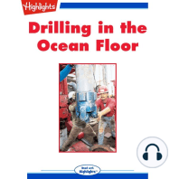 Drilling in the Ocean Floor