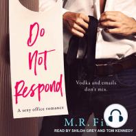 Do Not Respond