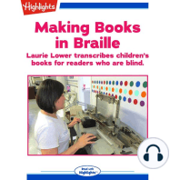 Making Books in Braille