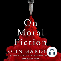 On Moral Fiction