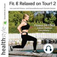 Fit & Relaxed on Tour! 2