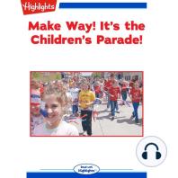 Make Way! It's the Children's Parade!
