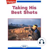 Taking His Best Shots