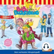 Bibi Blocksberg - Folge 126: Das wilde Schlittenrennen