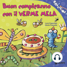Buon compleanno con il Verme Mela
