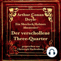 Der verschollene Three-Quarter (9783990852064)