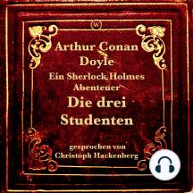 Die drei Studenten (9783990850879): Ein Sherlock Holmes Abenteuer
