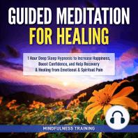 Spiritual Healing Guided Meditation