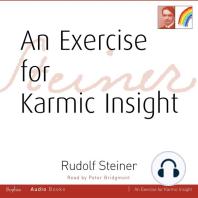 An Exercise for Karmic Insight