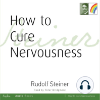 How to Cure Nervousness