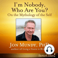 I Am Nobody Who Are You?