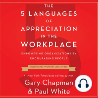 The 5 Languages of Appreciation in the Workplace