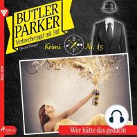 Butler Parker, 15