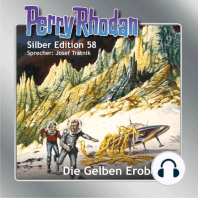 Perry Rhodan Silber Edition 58