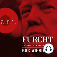 Furcht - Trump im weißen Haus