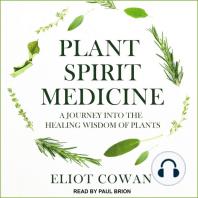 Plant Spirit Medicine