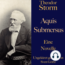 Theodor Storm: Aquis submersus: Eine Novelle. Ungekürzt gelesen.
