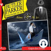Gegen den Strom - Butler Parker 20