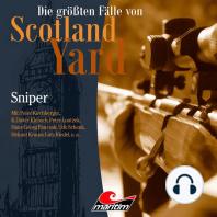 Die größten Fälle von Scotland Yard, Folge 37